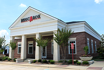 Bryant Bank Store Front