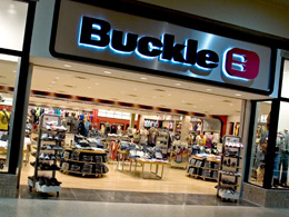 Buckle Store Front
