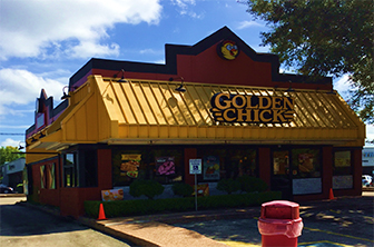 Golden Chick Location In Austin Texas 1043