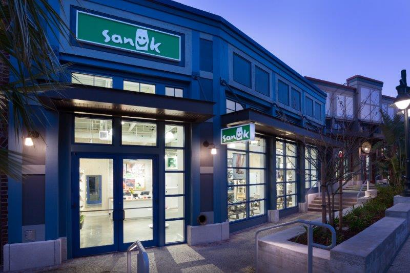 Sanuk storefront - Your local Shoe Store in Lake Buena Vista, FL