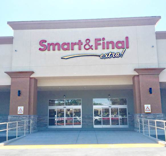 Smart & Final Store Front - Grocery Store in Modesto, CA