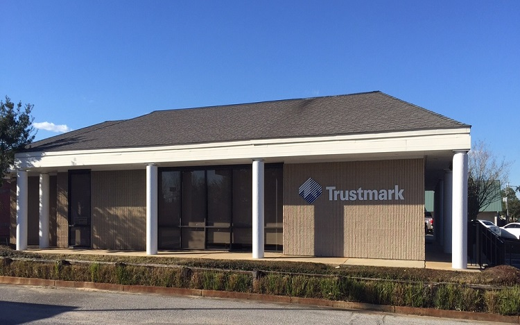 Trustmark Bank and ATM Location in Mobile, AL | 882