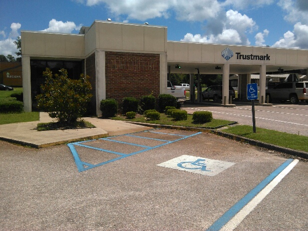 trustmark bank and atm location in monroeville  al