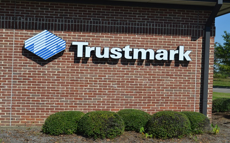 159 - Trustmark Bank and ATM Location in Hattiesburg, MS