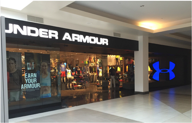 Attirant Store Details For Under Armour In Fashion Mall At Keystone   Indianapolis,  IN.