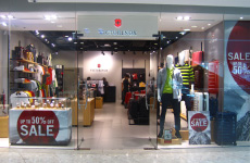 Store interior of Victorinox Outlet Store - Citygate, New Territories