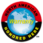 North American Warranty