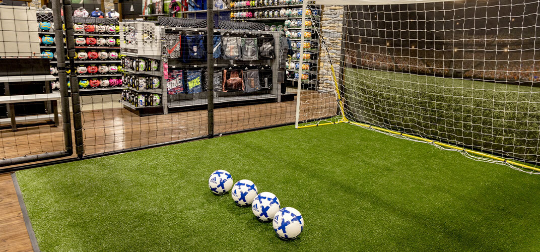 Demo the Latest Soccer Equipment