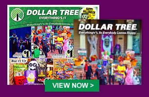 Store Ad & Halloween Lookbook