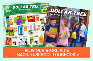 Store Ad & Back-to-School Lookbook