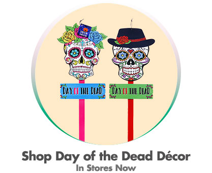 Shop Day of the Dead Decor