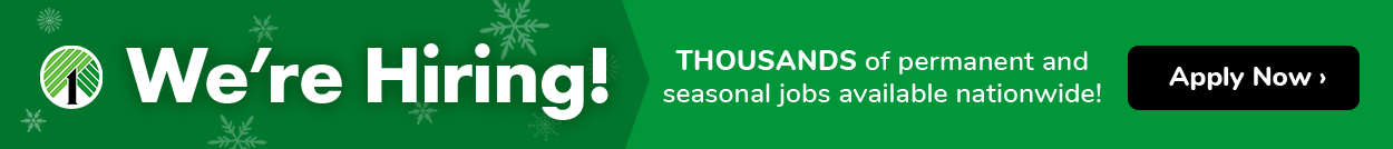 THOUSANDS of permanent and seasonal jobs available nationwide! - Apply Now