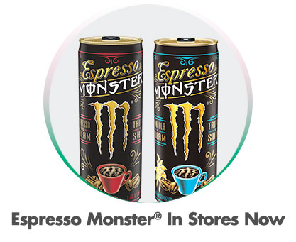 Expresso Monster In Stores Now