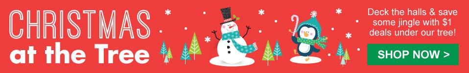 Christmas At The Tree
