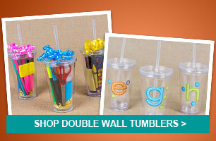 Shop Double-Wall Tumblers