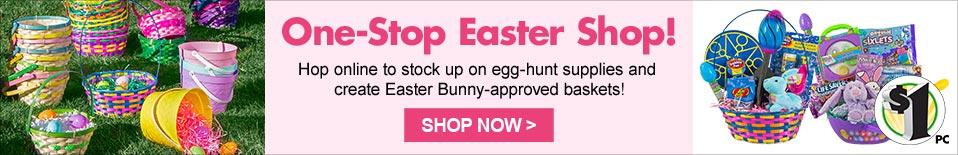Easter Shop