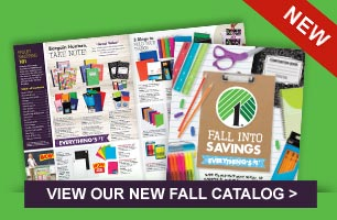 View Our New Fall Catalog