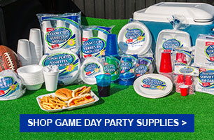Shop Game Day Party Supplies