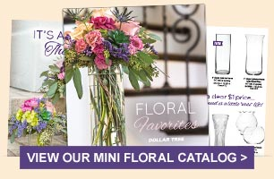View Our Mini Floral Catalog