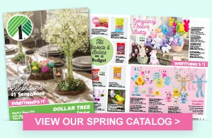 View Our Spring Catalog Online Now!