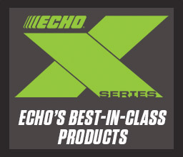 ECHO X Series - In a Class By Itself