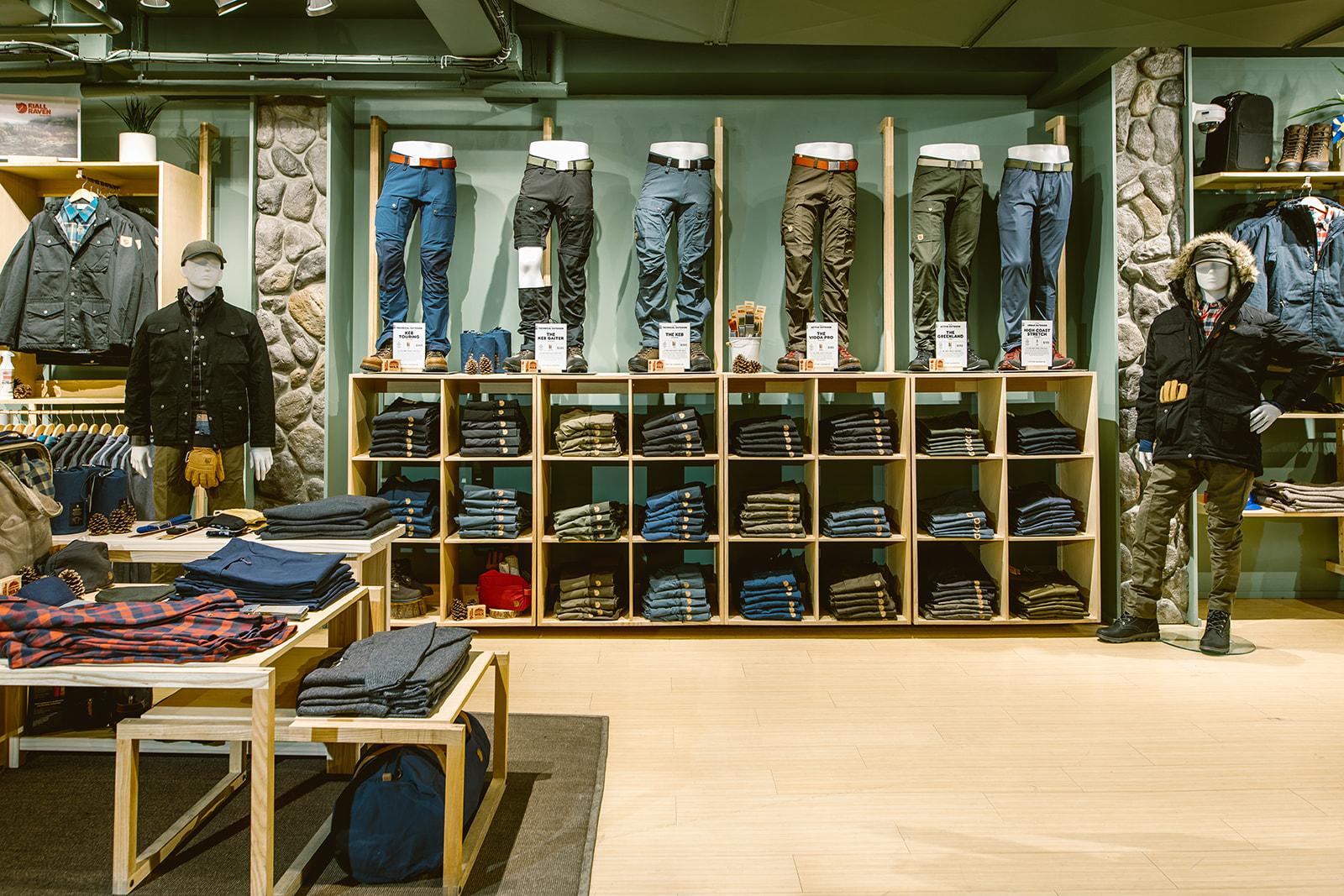 Fjallraven retailer in Banff, Alberta Store pic 3