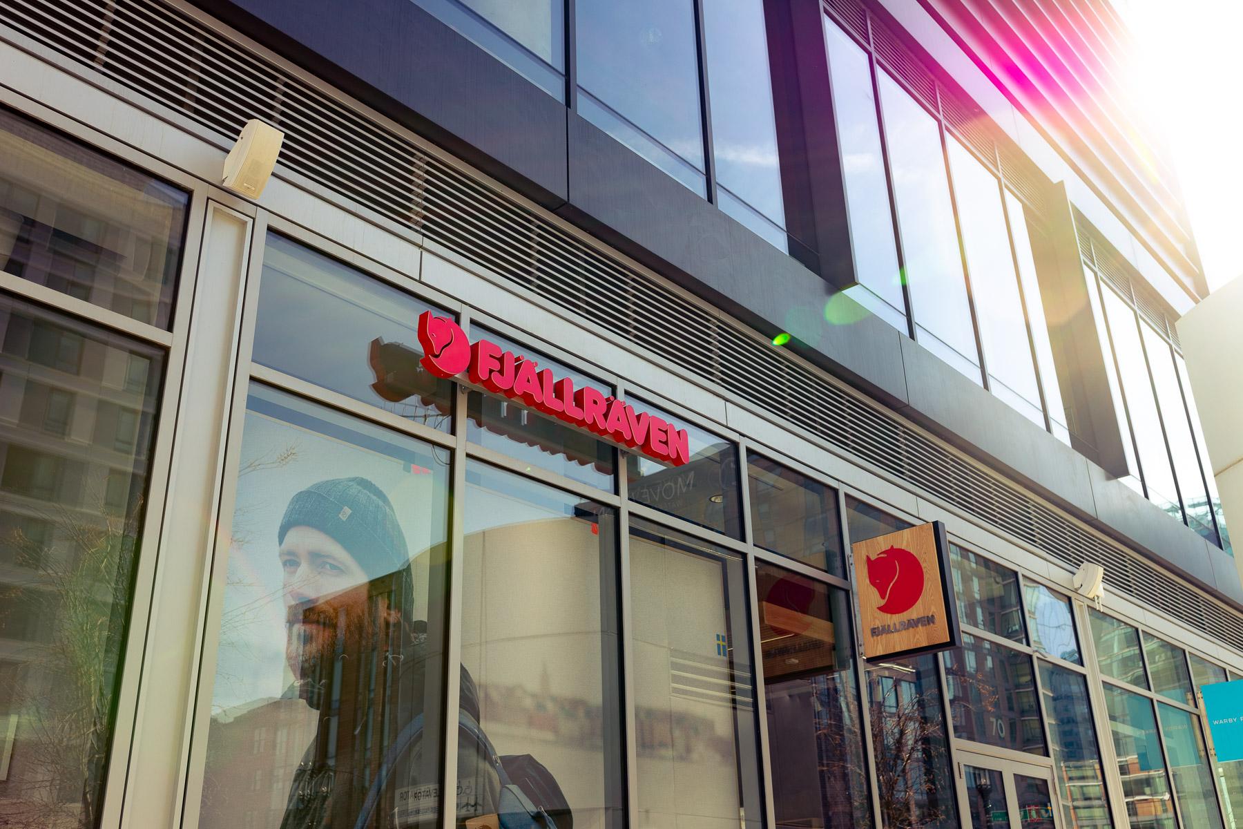 Fjallraven retailer in Boston, Massachusetts Store pic 3