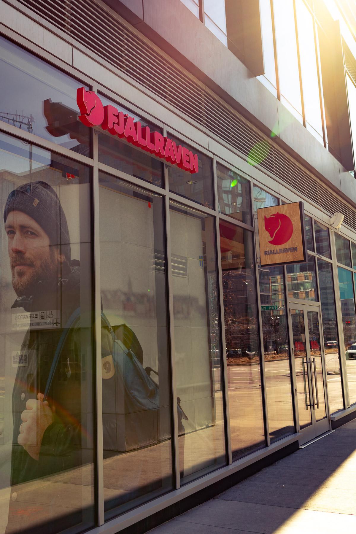 Fjallraven retailer in Boston, Massachusetts Store pic 4