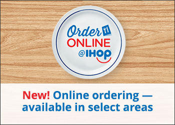 New! Online ordering - available in select areas