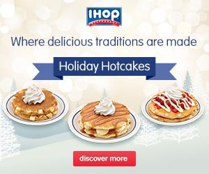Holiday Hotcakes