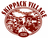 Shop local Skippack Village logo