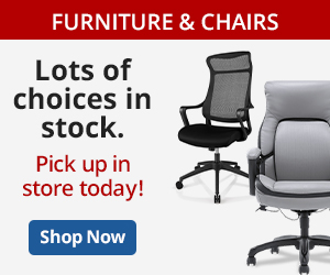 Save on select chairs& seating - Free Delivery on sale-priced items!