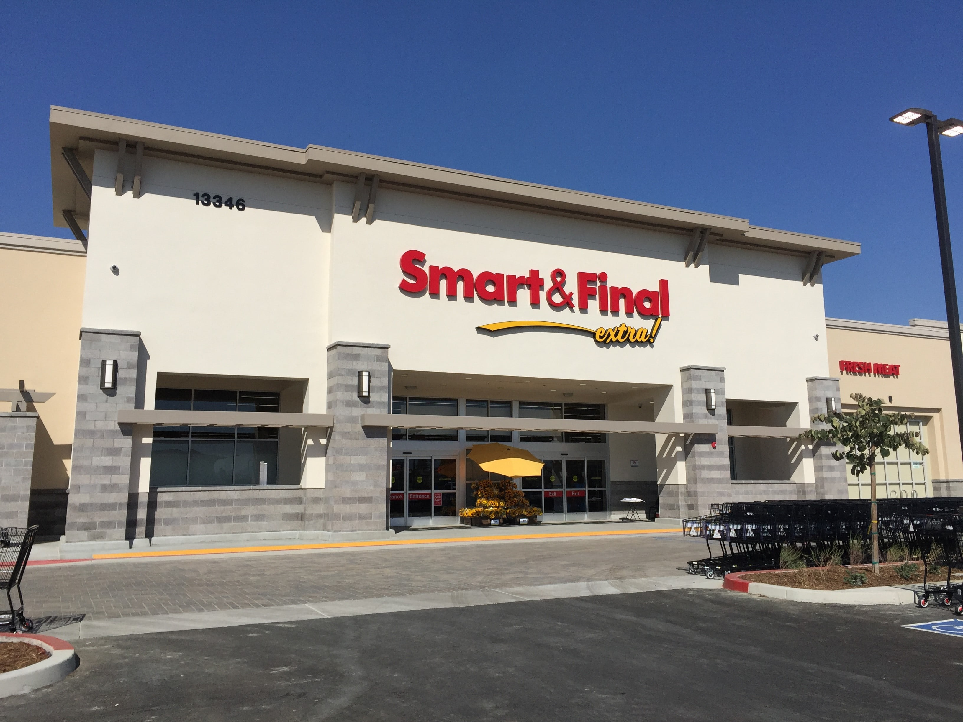 Smart & Final Store Front - Grocery Store in Eastvale, CA